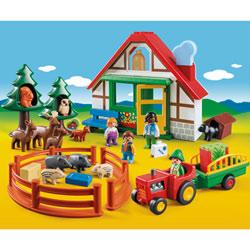 5058-Maison Forestière avec animaux