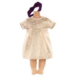 Robe Paris en Fête Poupon 30cm