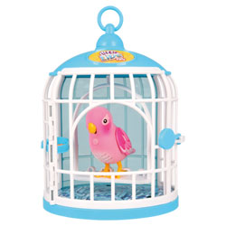 Little Live Pets Princesse + Cage