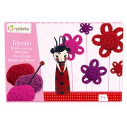 Boîte Créative Tricotin
