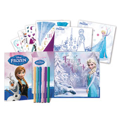 Kit Styliste Reine des Neiges