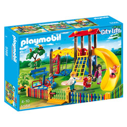 5568-Square pour enfants avec jeux