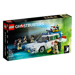 211008-Lego Ideas Ambulance Ghostbuster
