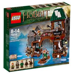 79016-Lego Hobbit Attaque de Lacville