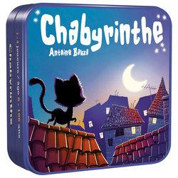 Jeu de cartes Chabyrinthe