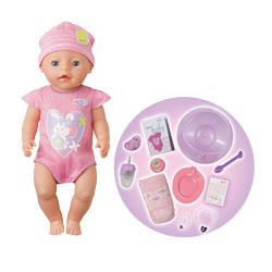 Poupon Baby Born Intéractif