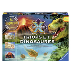 Science X Triops et Dinosaures