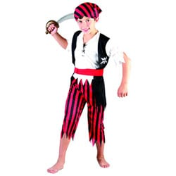 Costume Pirate 7/9 ans
