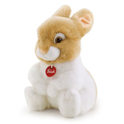 Peluche Classic Lapin Assis Olivier 30 cm