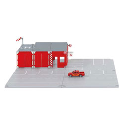 Set d'extension Siku World Pompiers