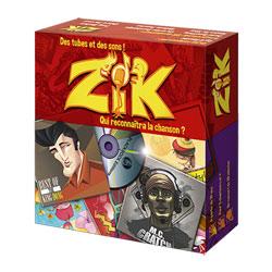 Zik - Jeu d'ambiance Blindtest