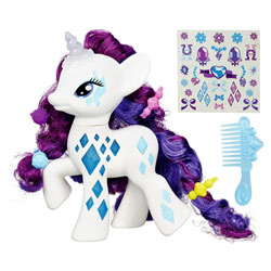 My Little Pony Rarity Licorne Magique