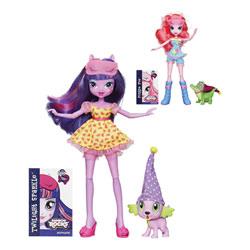 My Little Pony Equestria Girls Soirée Pyjama