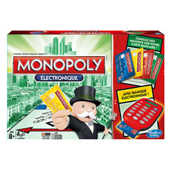 Monopoly Electronique Nouvelle version