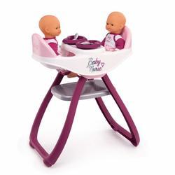 Baby nurse-Chaise haute jumeaux