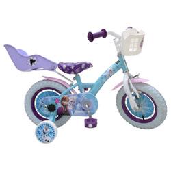 Vélo 12 pouces La Reine des Neiges