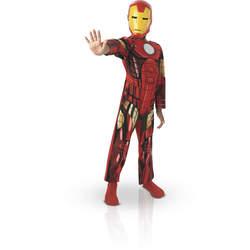 Déguisement Iron Man taille 7/8 ans
