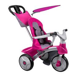 Baby Trike Girl Premium