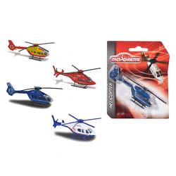 Hélicoptère Majorette échelle 1/64ème