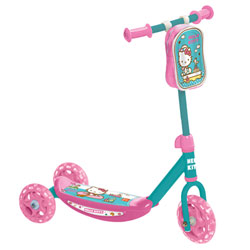 My First Scooter-Trottinette Hello Kitty