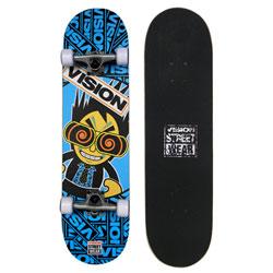 Skate Vision Kiddy Bleu
