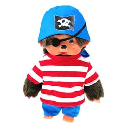 Monchhichi Garcon Pirate