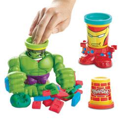 Hulk Poings Destructeurs