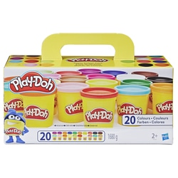 Pâte à modeler - Pack de 20 pots Play-Doh