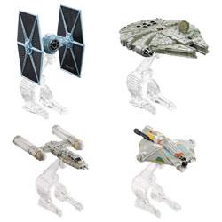 Hot Wheels Vaisseaux Star Wars