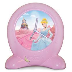 Réveil Go Glow Princesse Disney