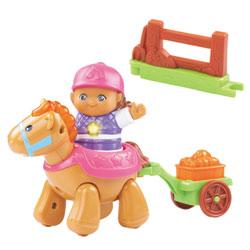 Tut Tut Copains le poney magique de Cléo