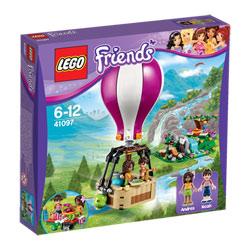 41097-Lego Friends La Montgolfière d'Heartlake City