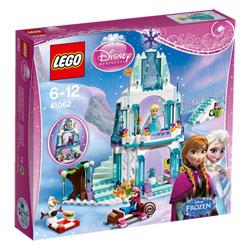 41062-Lego Disney Princesses Le Palais de glace d'Elsa