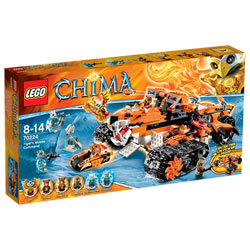 70224-Lego Chima La Base mobile de Combat