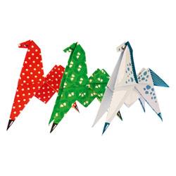 Pochette Origami Animaux