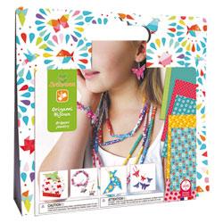 Pochette Bijoux Origami