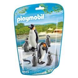 6649-Famille de pingouins