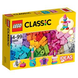 Lego Classic 10694 Briques Vives