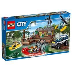60068-La cachette des bandits Lego City