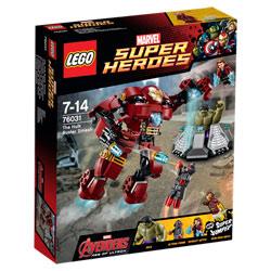 Lego Super Heroes 76031 Combat Hulk