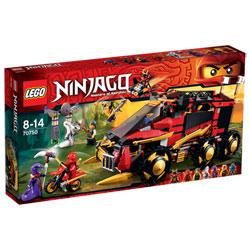 70750-La base mobile des Ninja