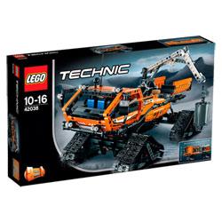 42038-Le véhicule arctique