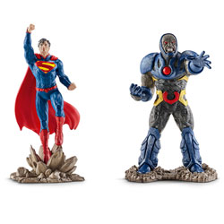 Scenery Pack Superman vs Darkseid