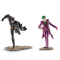 Scenery Pack Batman vs The Joker