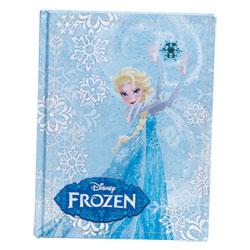 Journal Intime Lumineux La Reine des Neiges