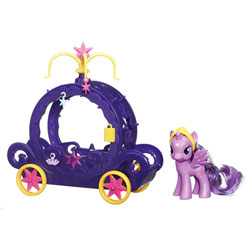 My Little Pony-Carosse de Twilight