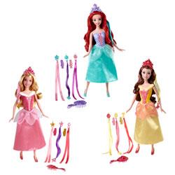 Disney Princesse Coiffure de Princesse