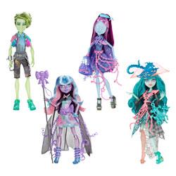 Monster High Poupées Hantées
