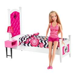 Chambre de Barbie