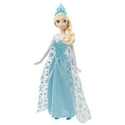 Elsa chanteuse des Neiges
